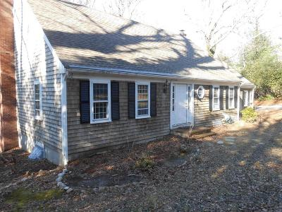 Sandwich Single Family Home For Sale: 30 Shawme Road