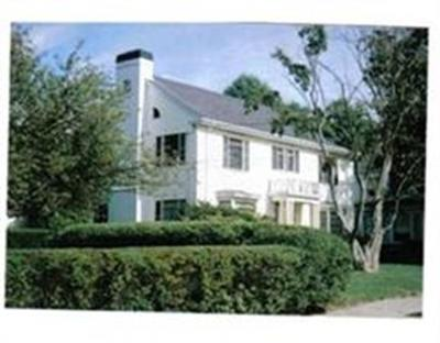 Fall River Single Family Home Price Changed: 208 Florence St