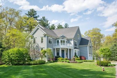 Medfield Single Family Home For Sale: 36 Minuteman Rd