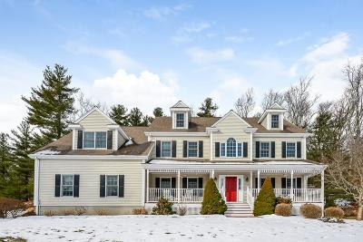 Wrentham Single Family Home For Sale: 20 Wesley Dr