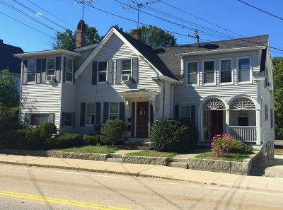 Hudson Multi Family Home For Sale: 292 Main St