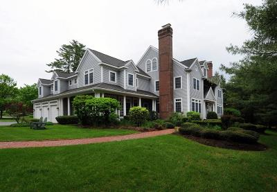 Needham Single Family Home Under Agreement: 21 Stonecrest Dr