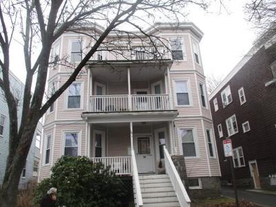 MA-Suffolk County Multi Family Home Contingent: 50 Armandine
