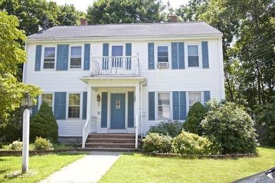 Brockton Single Family Home For Sale: 20 Burkeside Ave