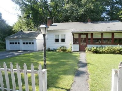 Westwood Single Family Home For Sale: 15 Connors Place