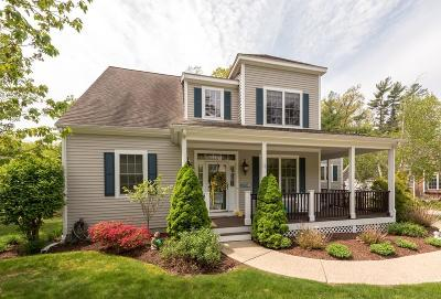 Norwell Condo/Townhouse For Sale: 19 Donovan Farm Way #19