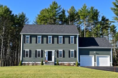 Rochester Single Family Home For Sale: Lot 66/113 Box Turtle Drive