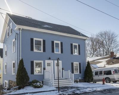 Beverly Multi Family Home For Sale: 118 Bridge St