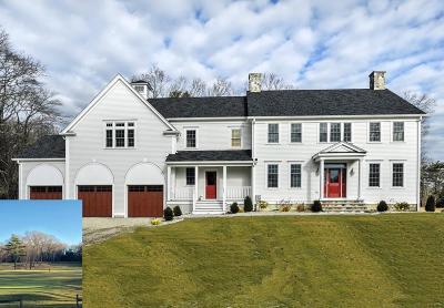 Duxbury Single Family Home For Sale: 188 Harrison Street