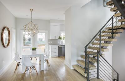 Cambridge MA Single Family Home Under Agreement: $1,749,000