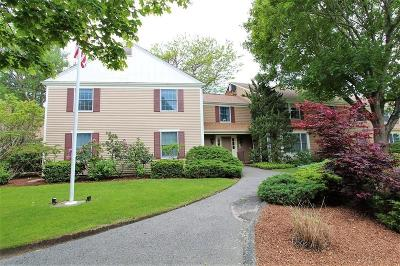 Barnstable Condo/Townhouse For Sale: 39 Tower Hill Rd #4D