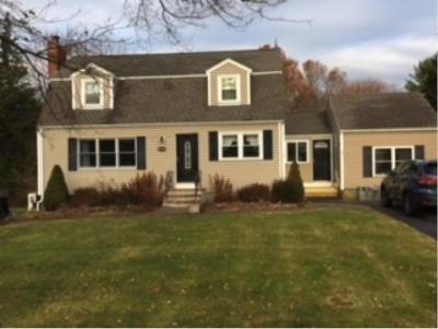 Marshfield Single Family Home For Sale: 1484 Ocean St