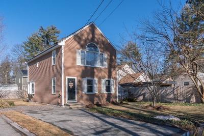 Sudbury MA Single Family Home Price Changed: $519,000