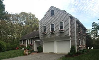 Bourne Single Family Home For Sale: 7 Back River Rd #B