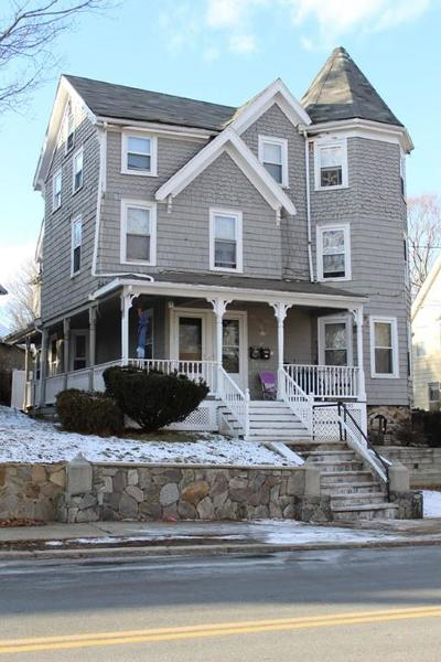 Wakefield Multi Family Home For Sale: 293 Albion St