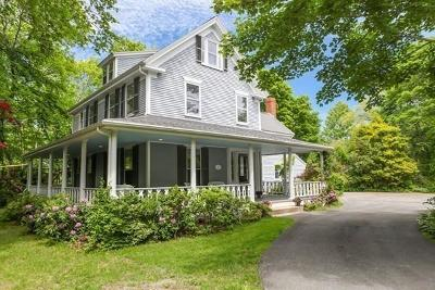 Sandwich Single Family Home For Sale: 7 Jarves St