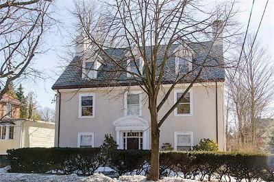 Brookline Rental For Rent: 159 Longwood Avenue #1