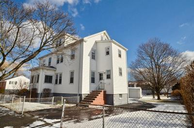 Malden Multi Family Home Under Agreement: 25 Bent Ave