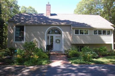 Mashpee Single Family Home For Sale: 37 Periwinkle Ln