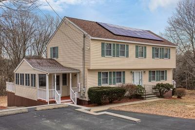 Billerica Single Family Home Under Agreement: 20 Ironwood St