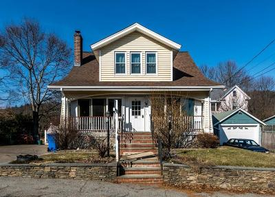 Waltham Single Family Home For Sale: 52 Galen Street