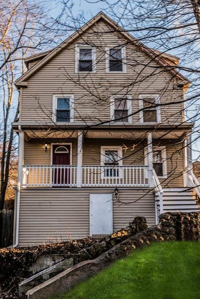 Braintree Single Family Home Under Agreement: 18 Berwick Street