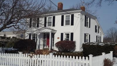 Woburn Single Family Home For Sale: 7 Place Ln