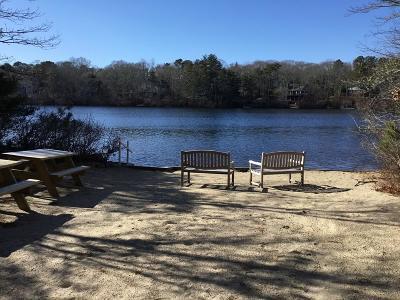 Mashpee Single Family Home For Sale: 198 Fells Pond Rd
