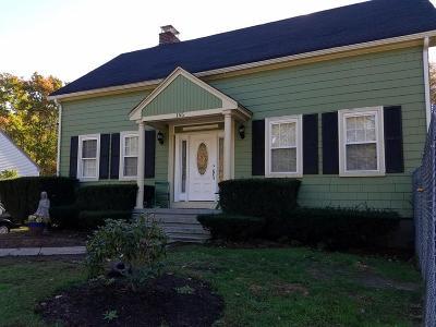 Stoughton Single Family Home Contingent: 155 York Street