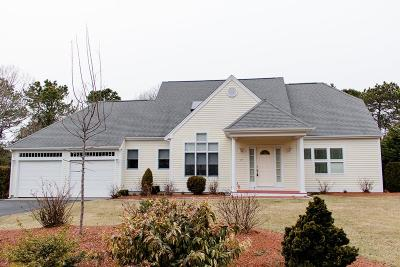 Mashpee Single Family Home For Sale: 23 Bayshore Dr