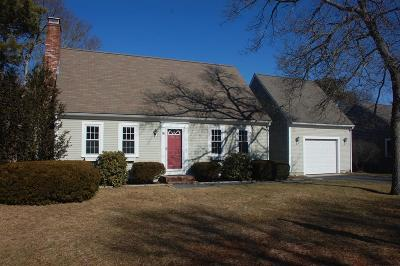 Mashpee Single Family Home Under Agreement