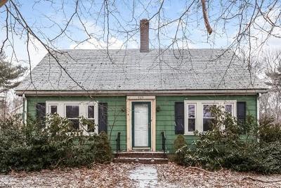 Abington Single Family Home Under Agreement: 923 Hancock St