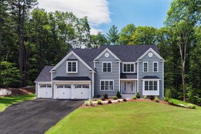 Southborough MA Single Family Home For Sale: $1,079,900