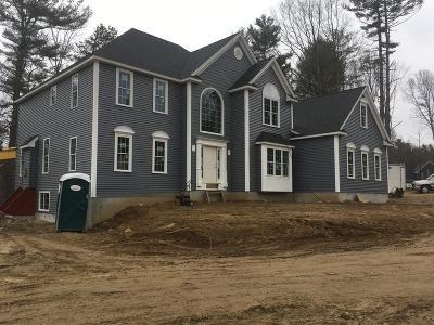 Southborough MA Single Family Home For Sale: $1,140,000