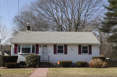 Weymouth Single Family Home For Sale: 77 Summer St