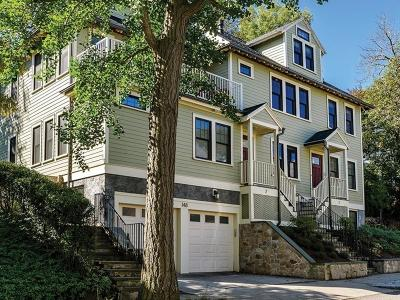 Brookline MA Condo/Townhouse Price Changed: $1,875,000