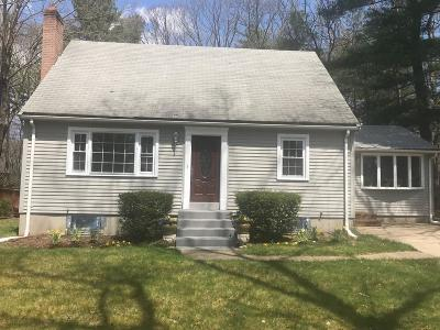 Franklin Single Family Home For Sale: 21 Schofield