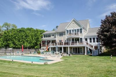 Wenham, Hamilton Single Family Home For Sale: 690 Bay Rd