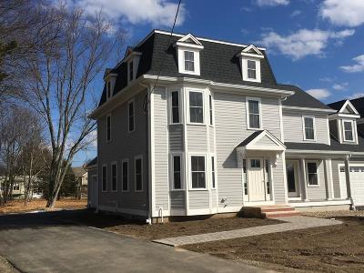 Medfield Single Family Home For Sale: 80 Pleasant St.