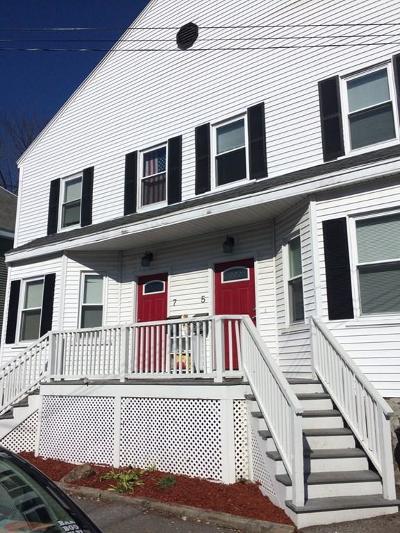 Beverly Multi Family Home For Sale: 5-7 Bennett St