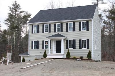 Middleboro Single Family Home For Sale: Lot 23 Stony Point Dr.