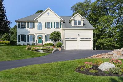 Southborough MA Single Family Home For Sale: $899,900
