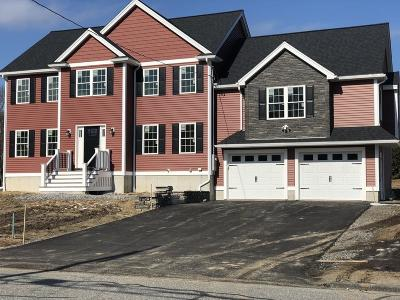 Billerica Single Family Home Under Agreement: 70 Glad Valley Drive