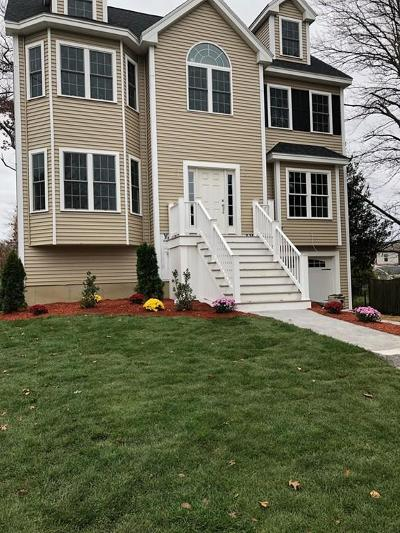 Reading MA Single Family Home For Sale: $869,900