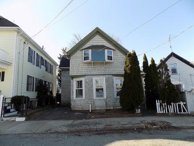 Beverly Single Family Home For Sale: 22 Chestnut St