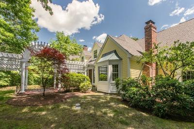 Lincoln Single Family Home For Sale: 203 Sandy Pond Road