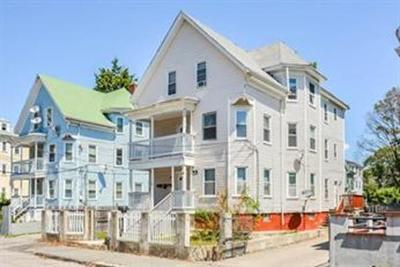 Brockton Multi Family Home For Sale: 16 Lexington St