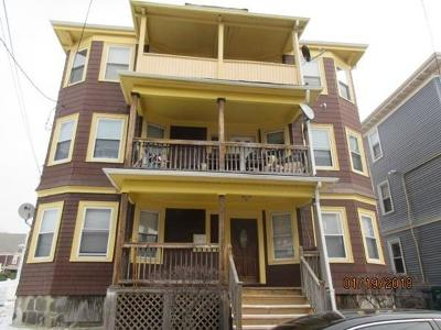 Condo/Townhouse Contingent: 43 Whitfield #1