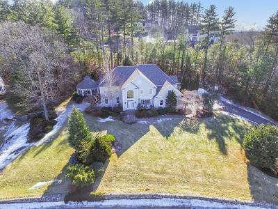 Sudbury MA Single Family Home For Sale: $1,298,000