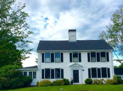 Southborough MA Single Family Home For Sale: $840,000